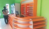 meja display
