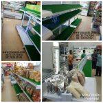 Rak Buah / Display Buah Minimarket